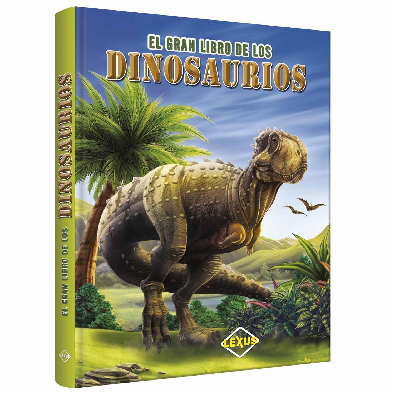 El Gran Libro De Los Dinosaurios Lexus Editores Peru Mi mejor colección de etiquetas national geographic kids: el gran libro de los dinosaurios